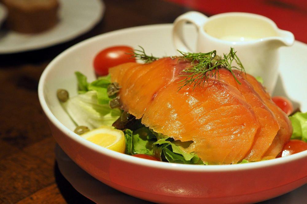 128 - Insalata Salmone