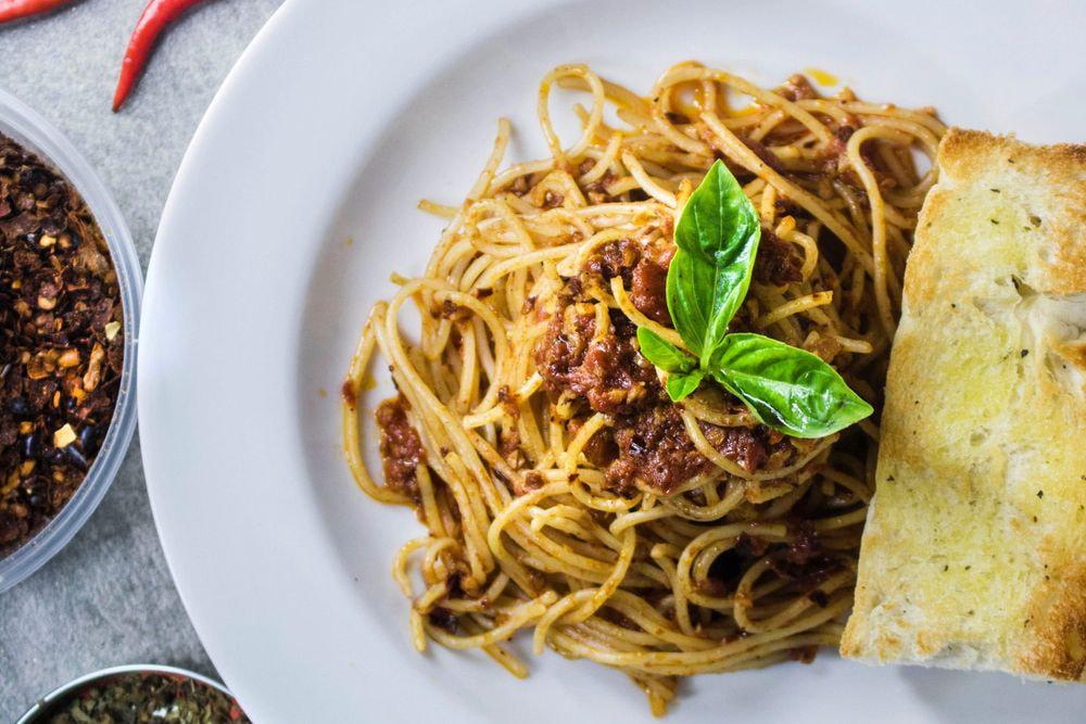 157 - Spaghetti al Ragu