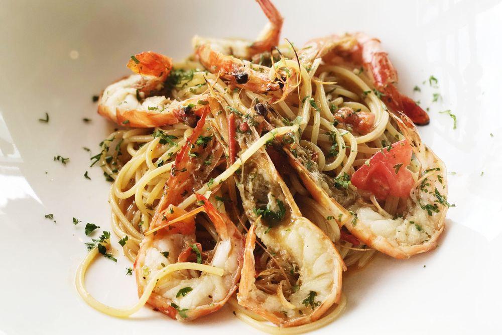 158 - Spaghetti allo Scoglio