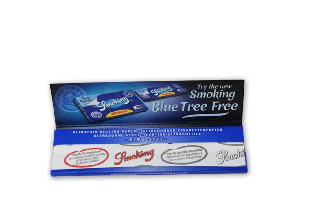 Smoking Blue King Size BOX