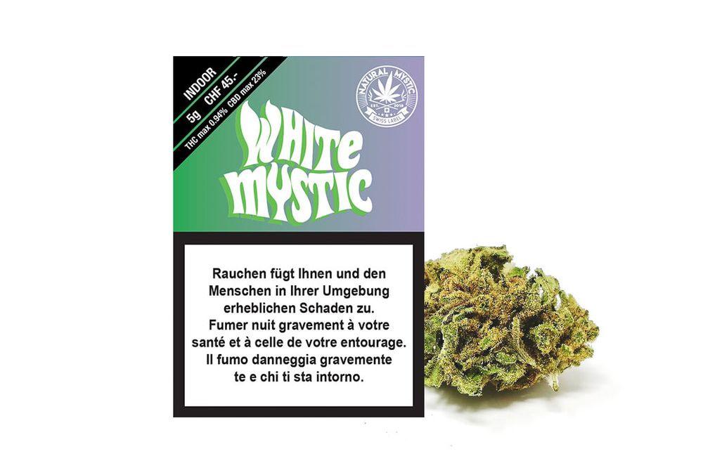 White Mystic Premium CBD 5g