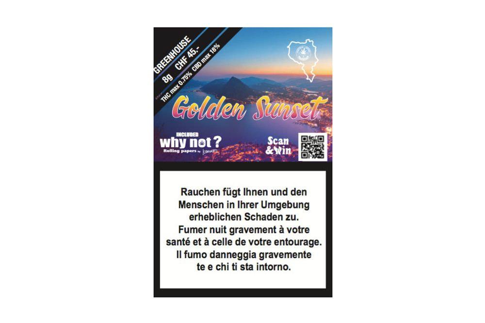 Golden Sunset 8g