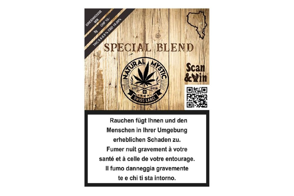 Special Blend 2g