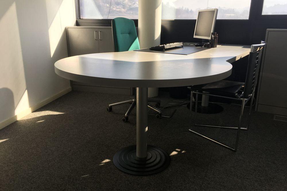 ufficio temporaneo per 1 persona