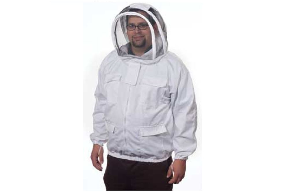 Fencing Veil Bee Jacket, M
