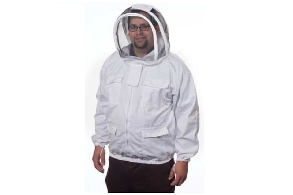 Fencing Veil Bee Jacket, L