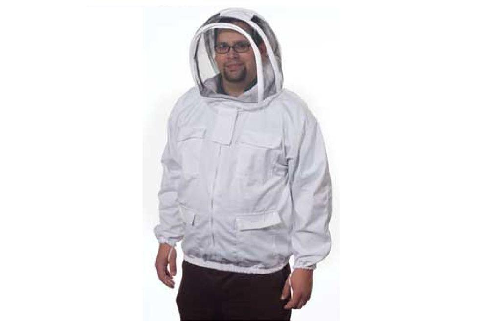 Fencing Veil Bee Jacket, 3XL