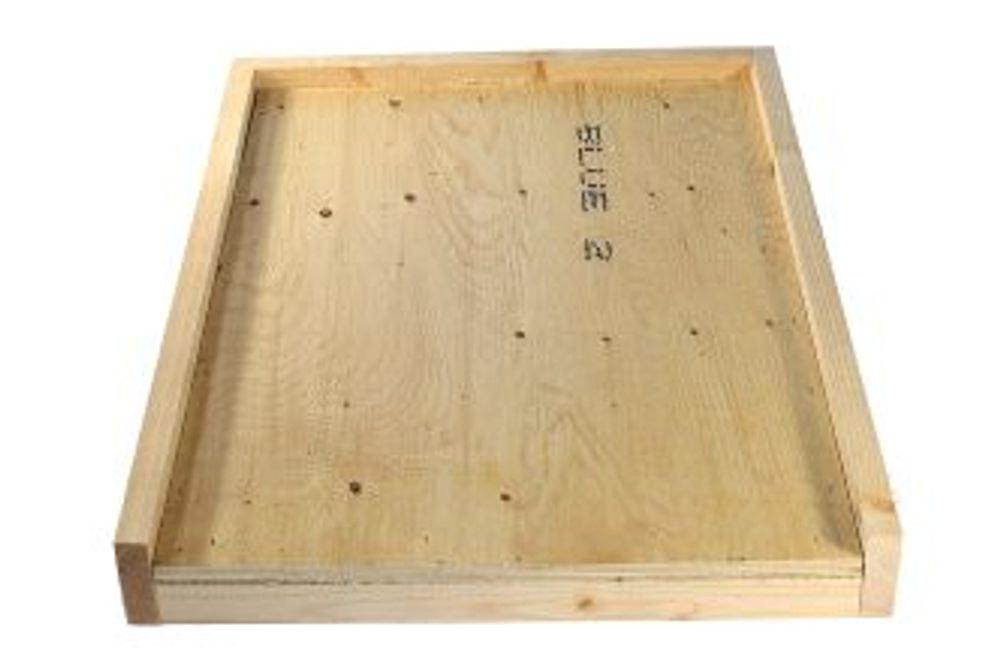 Bottom Board, Solid Wood