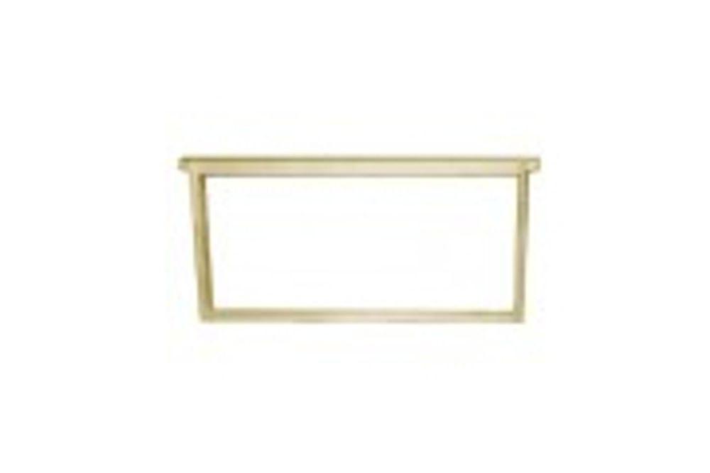 Wood Frame, Deep/Standard