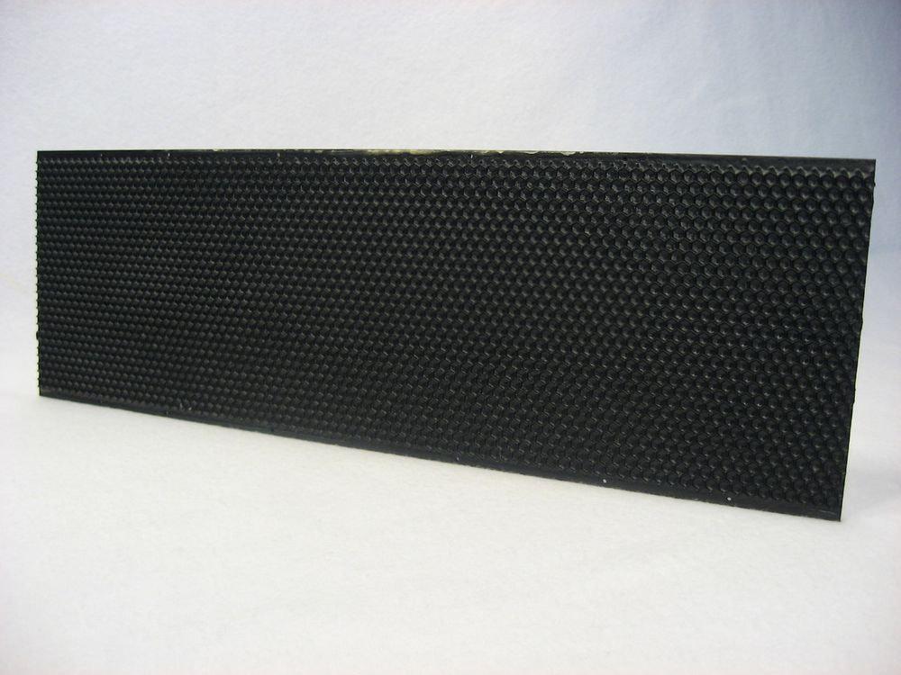 1 Piece Plastic Frame-Foundation, Medium, Black