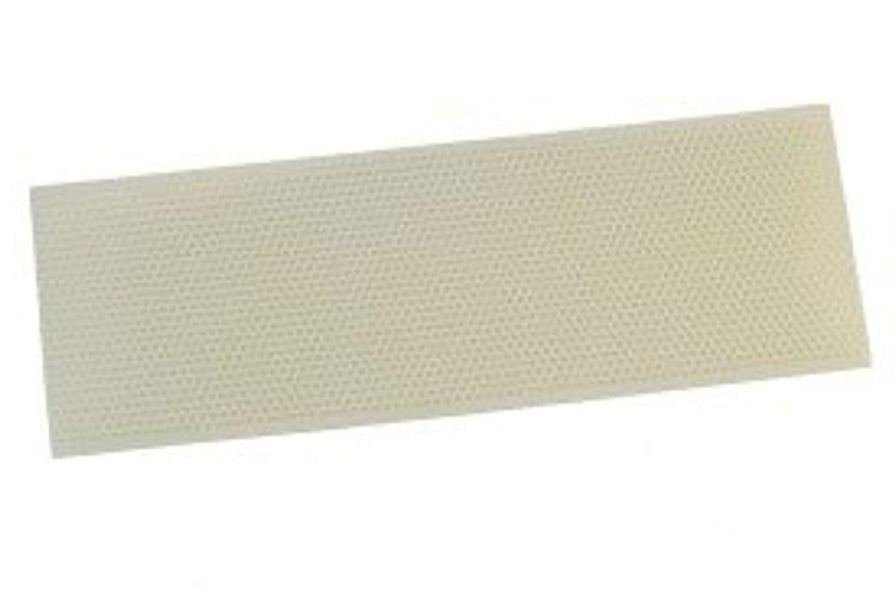 Plastic Foundation, Medium, White