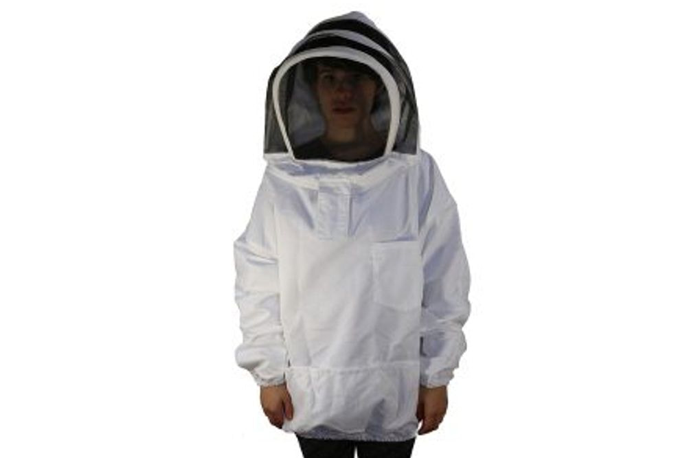 Semi-Ventilated Jacket, Fencing Hood