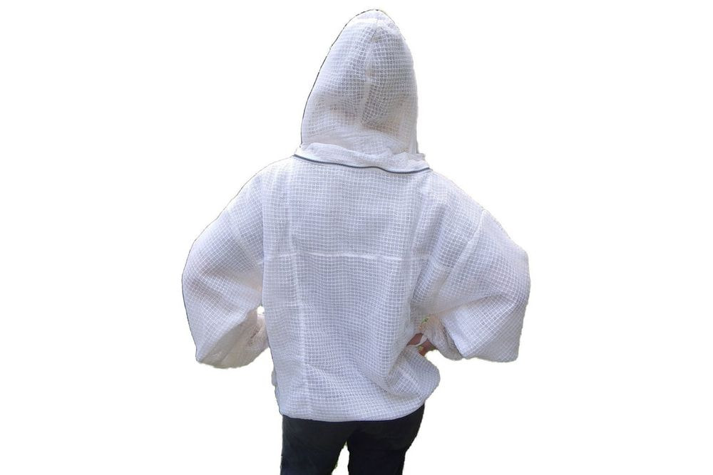 Ventilated Jacket 3-Layer, Fencing Hood