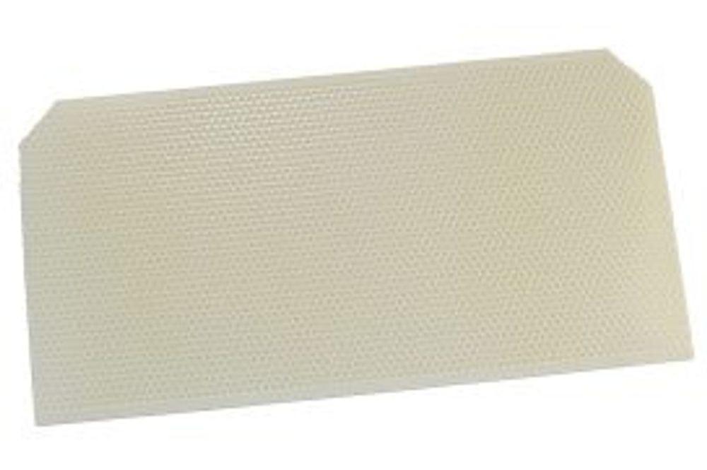 Plastic Foundation, Standard/Deep, White