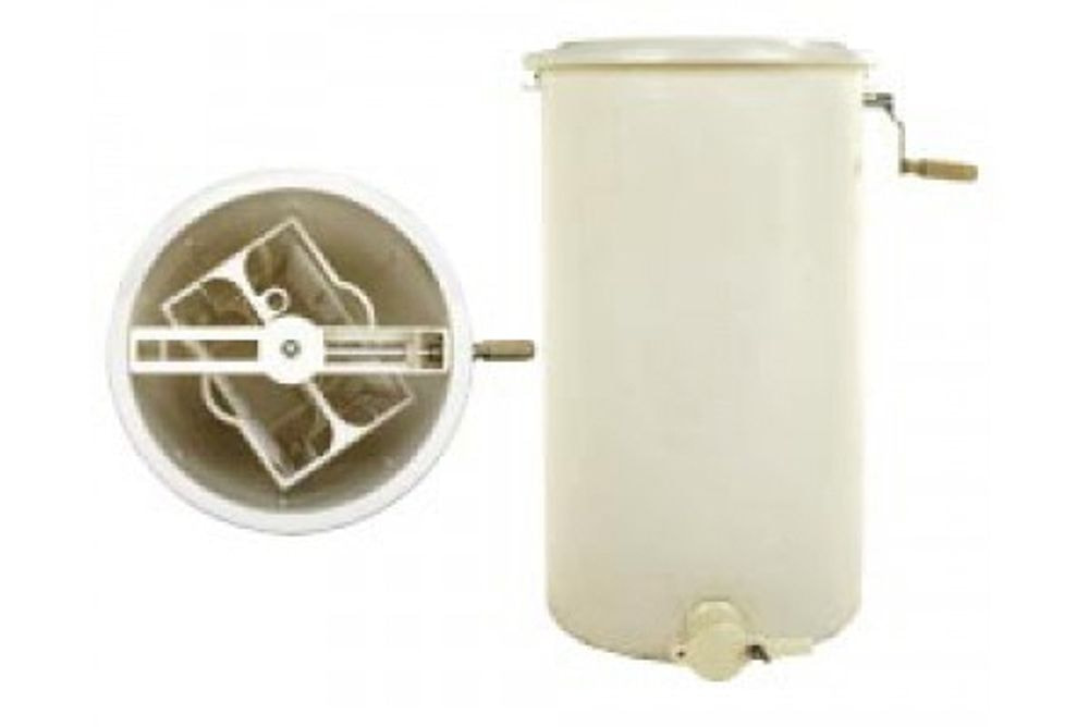 Extractor, 2-frame, Manual, including legs