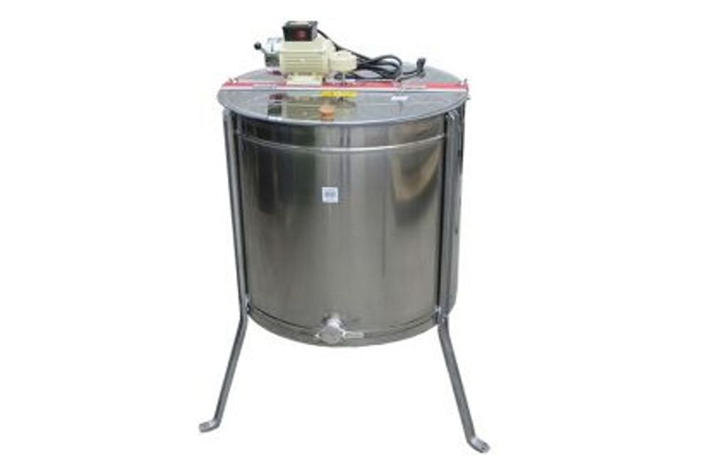 Extractor, 4-frame, Motorized, including legs