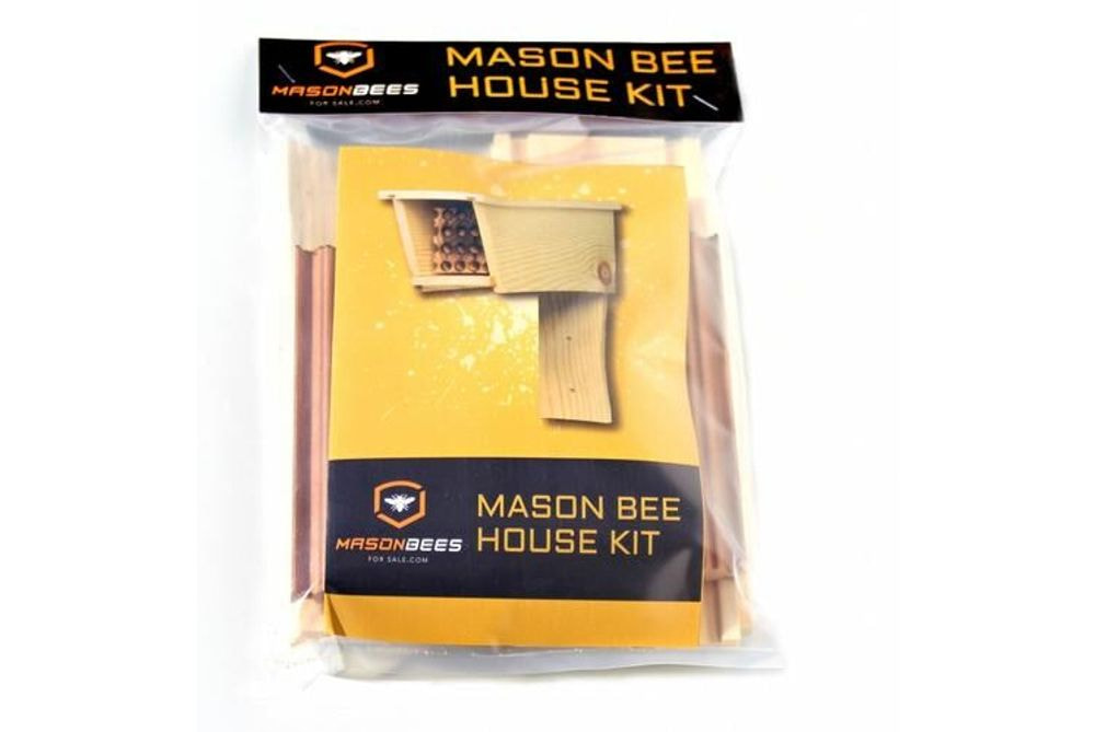 Mason Bee DIY House Kit