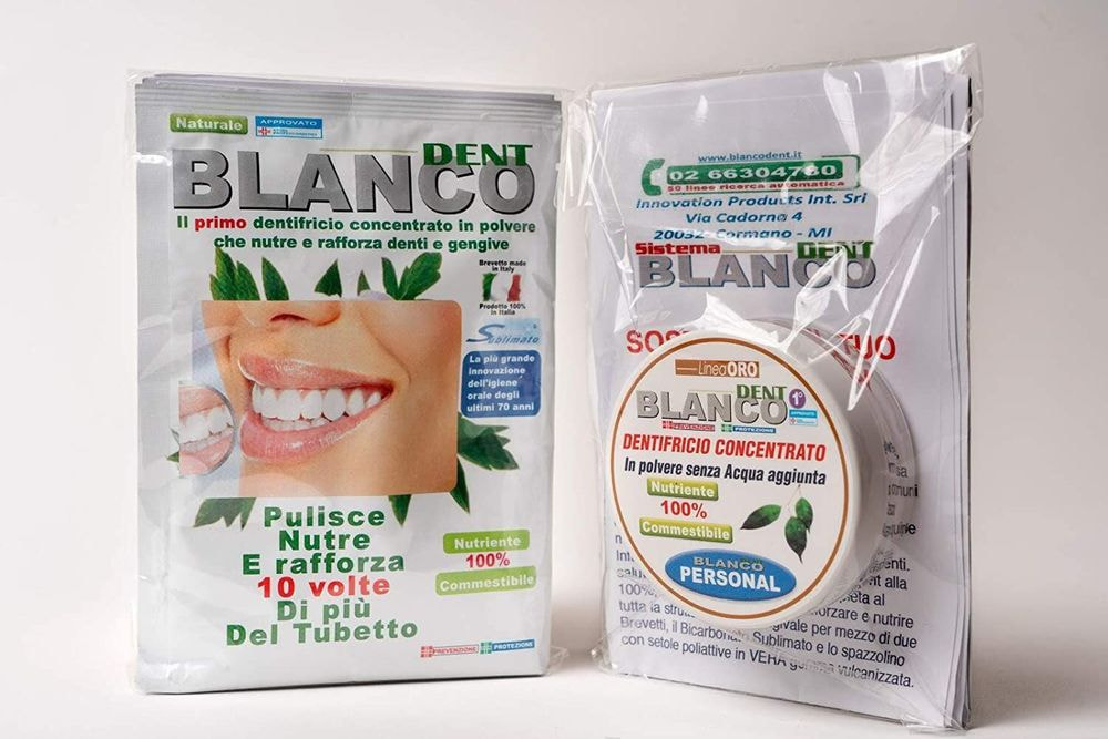 Kit Blancodent