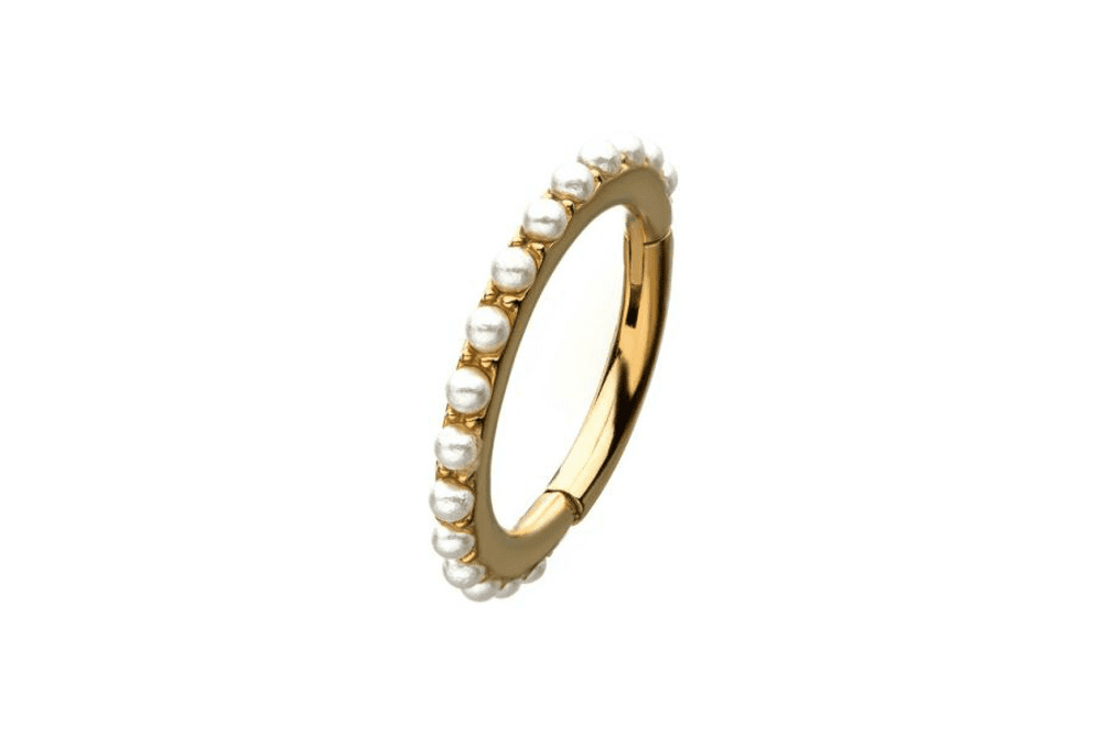 Clicker Ring - Antiope Gold