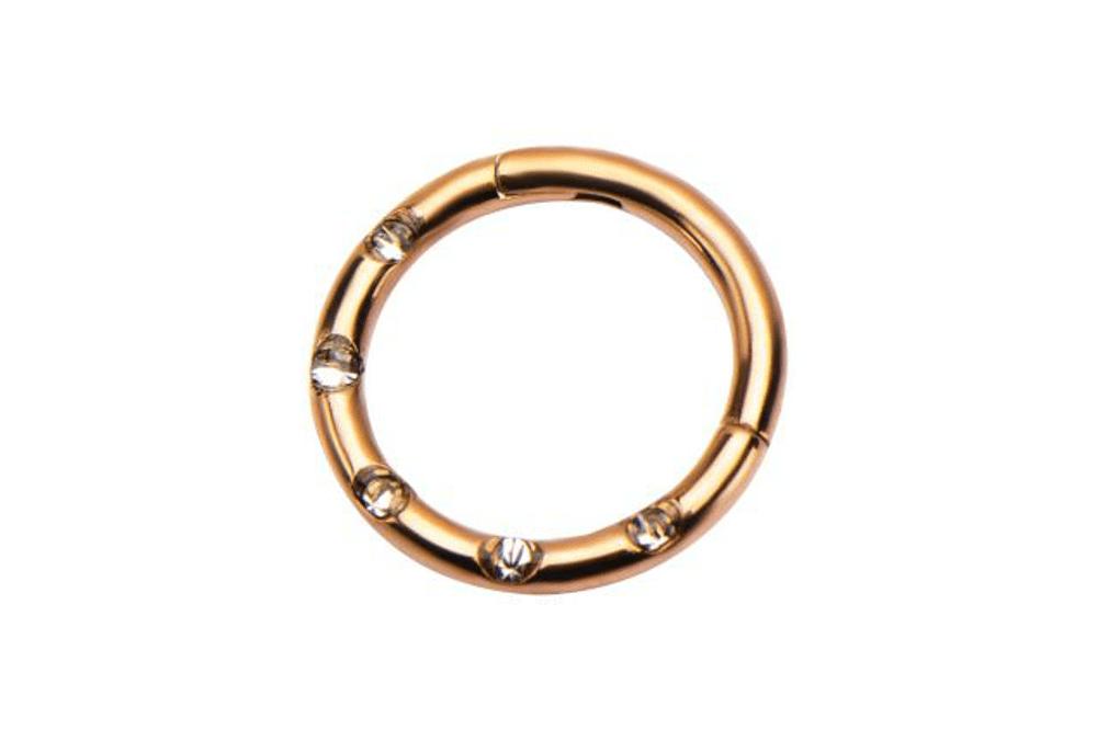 Clicker Ring - Demetra