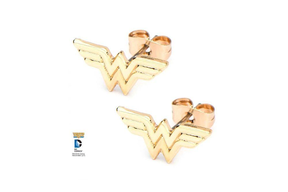 Earrings Wonder Woman