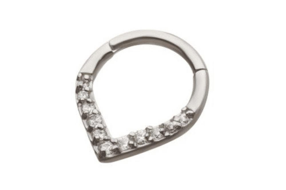 Clicker Ring - Elfica Steel