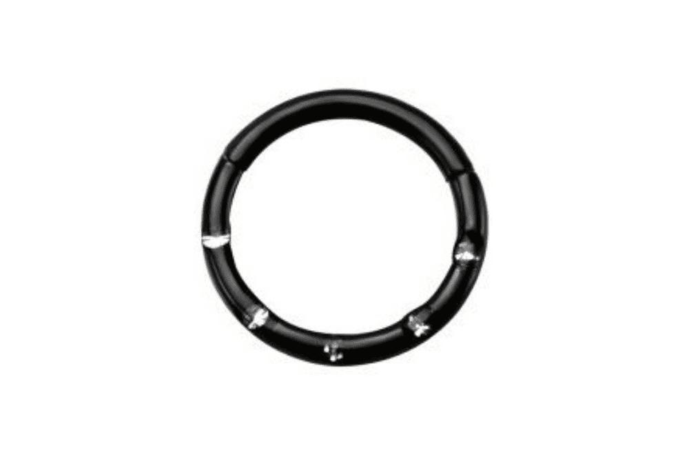 Clicker Ring -Demetra Black