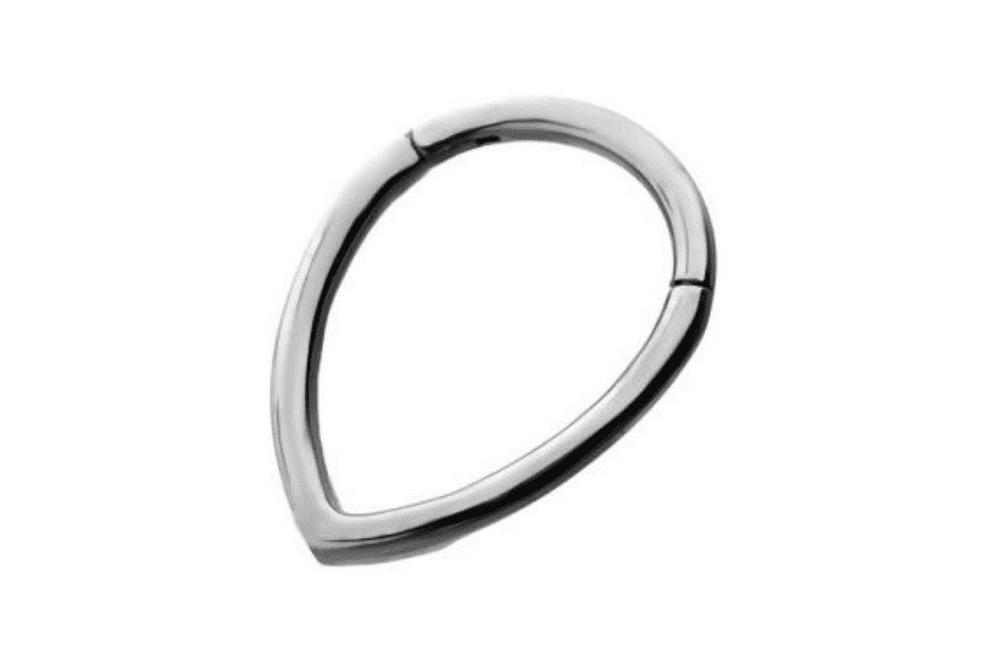 Clicker Ring - Tear Steel