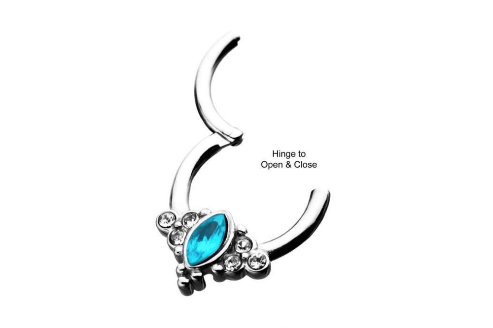 Clicker Ring - Arwen Steel