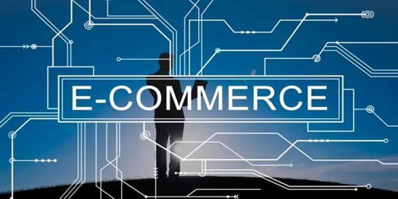 La recente crescita globale dell'e- commerce