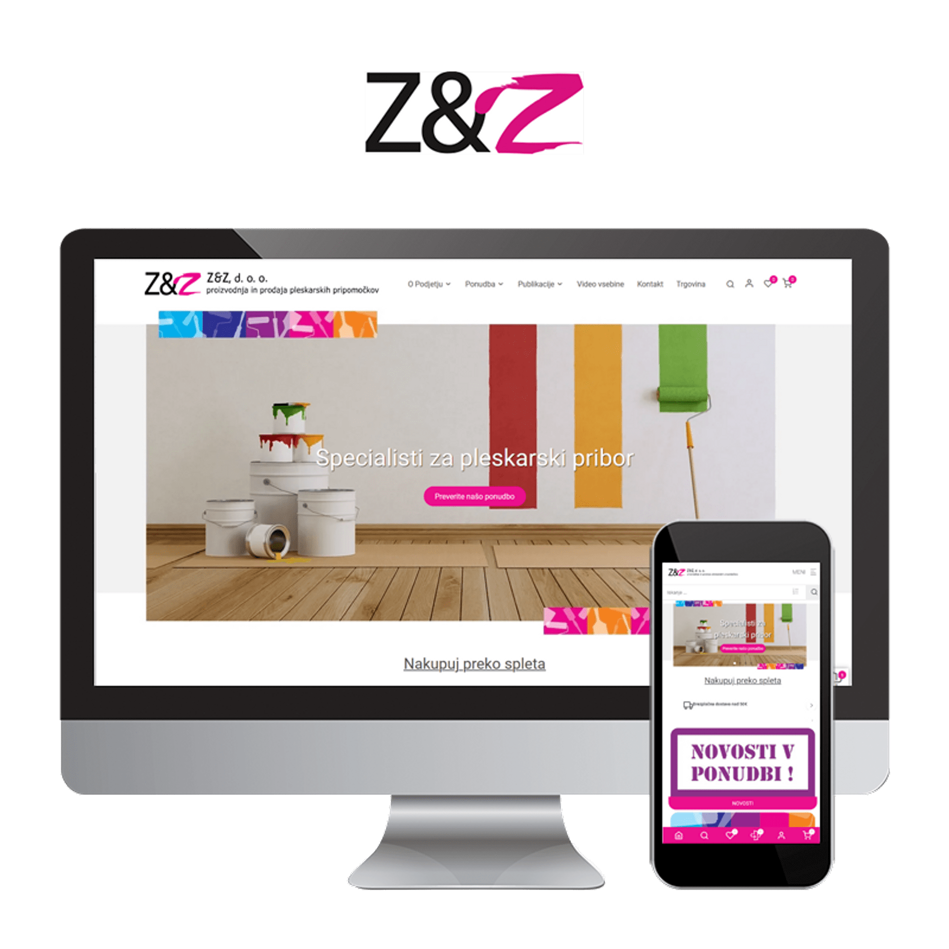 Painting accessories specialists