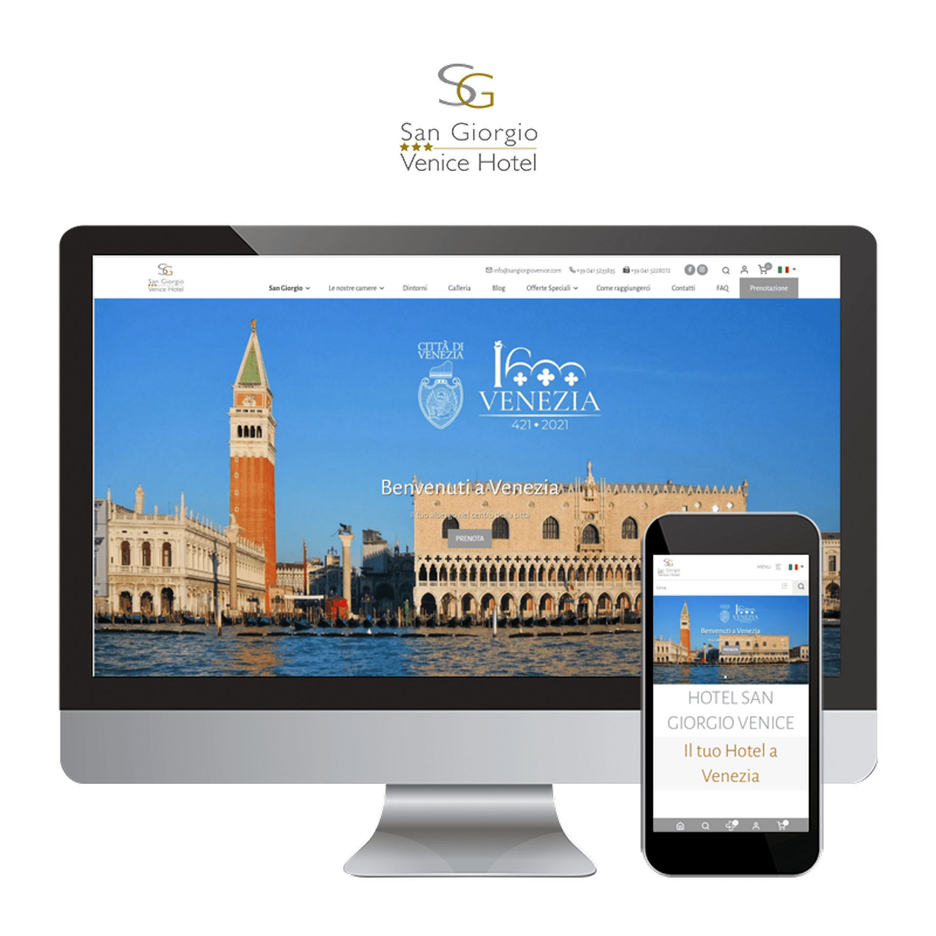 Your Accomodation in Venice that you Dream of