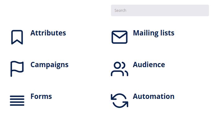 Marketing links