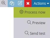 Process newsletter