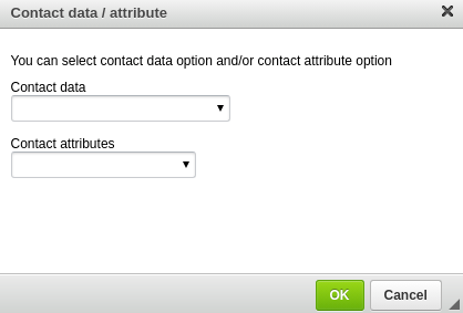 Add Custom Attribute