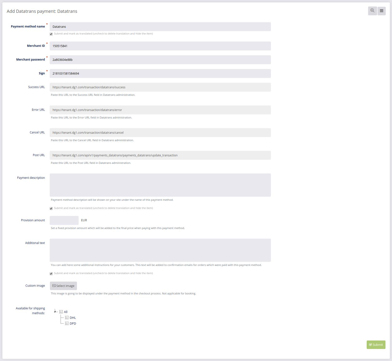 Datatrans_details